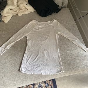 Lululemon Physically Fit Long Sleeve size 4